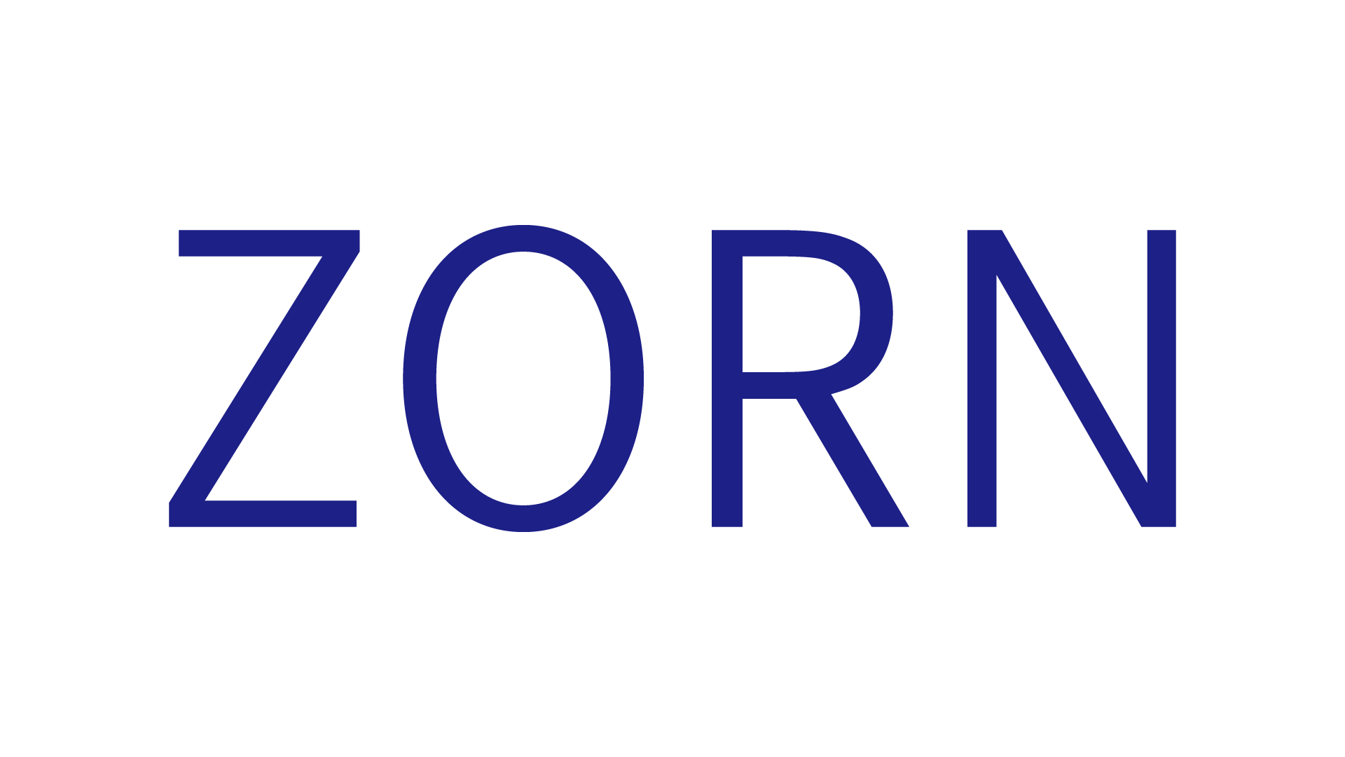 ZORN Official Site